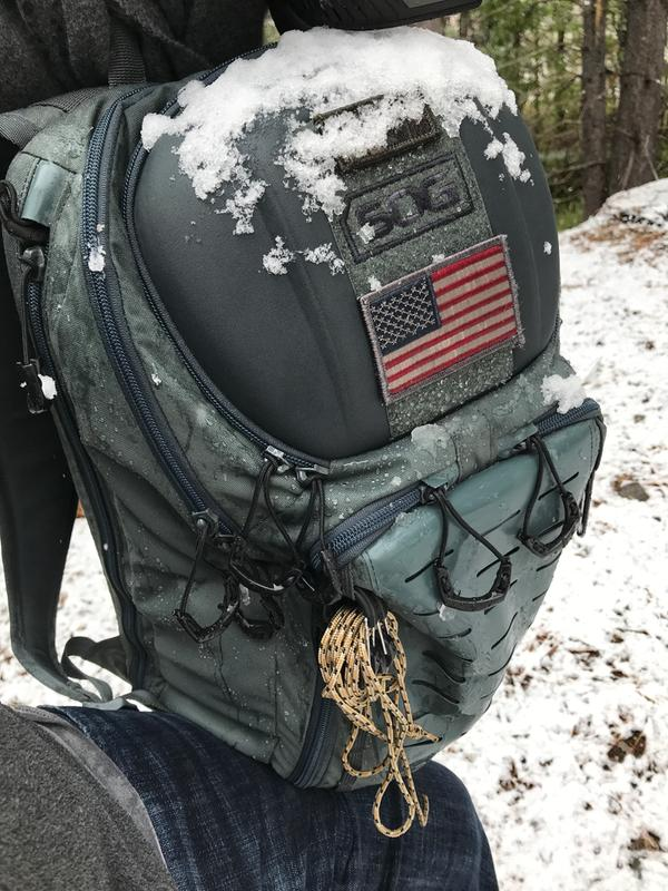 41678bc954 SOG TOC 20 Backpacks - 20L Daypack with MOLLE - SOG