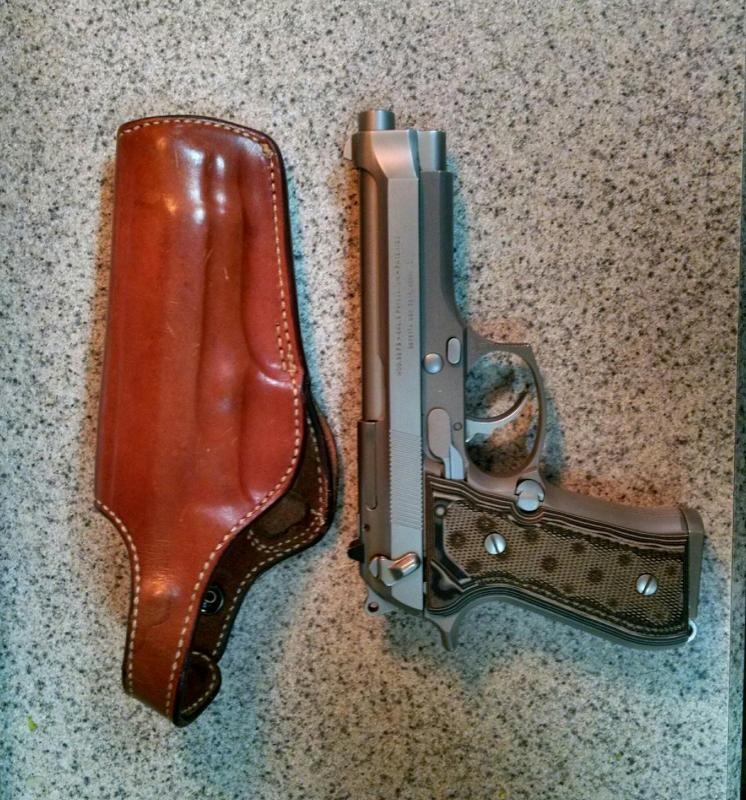 Model 111 Cyclone™ Belt Holster - The Safariland Group