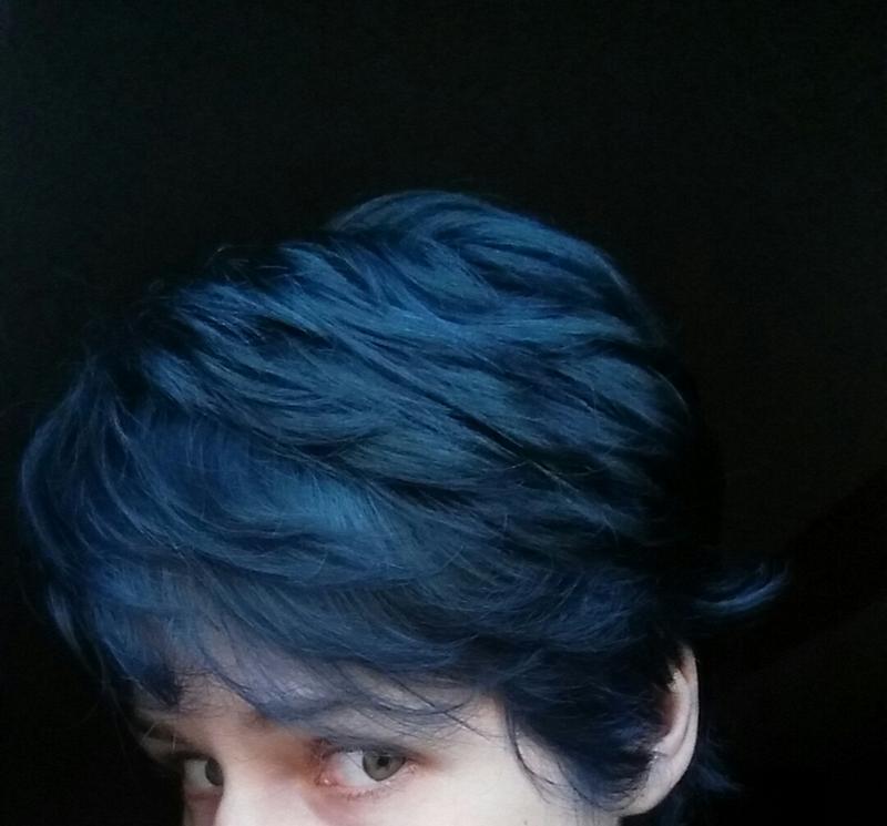 Ion Semi Permanent Hair Color Sky Blue Best Hair Color 2018