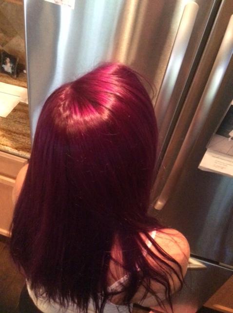 Natural Semi Permanent Hair Color