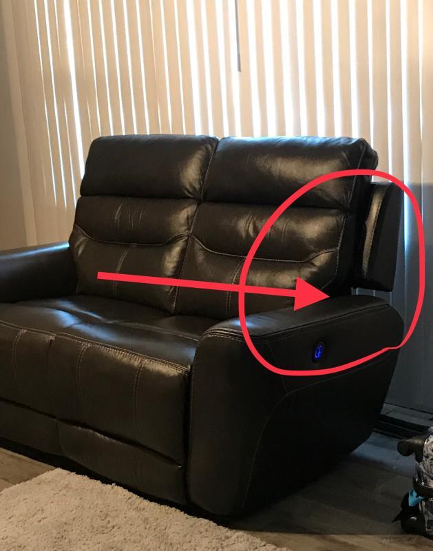 Amazing Broderick 3 Piece Power Reclining Sofa Loveseat And Short Links Chair Design For Home Short Linksinfo