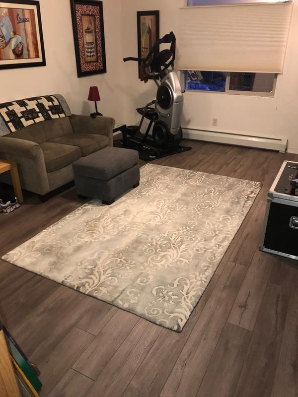 Silver Oak Laminate Flooring