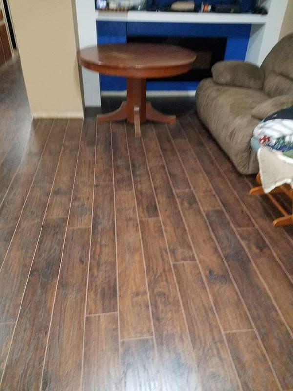 Woodland Hickory Laminate Flooring