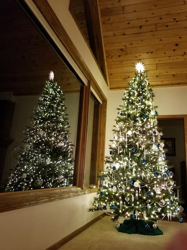 member\u0027s mark 9\u0027 grand spruce christmas tree sam\u0027s club