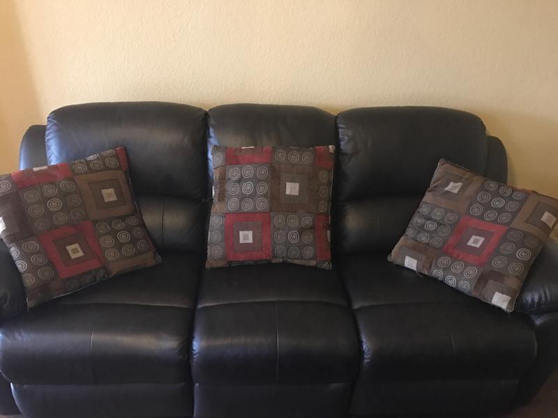 Stupendous Terranova Top Grain Leather Reclining Sofa Loveseat And Uwap Interior Chair Design Uwaporg