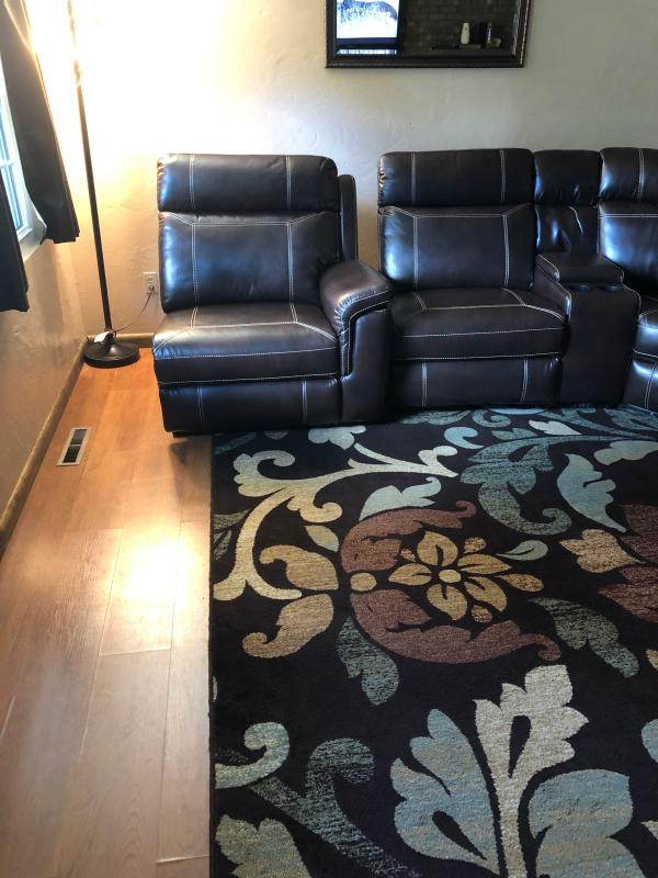 Phenomenal Samuel 6 Piece Sectional Sofa Dark Brown Sams Club Caraccident5 Cool Chair Designs And Ideas Caraccident5Info