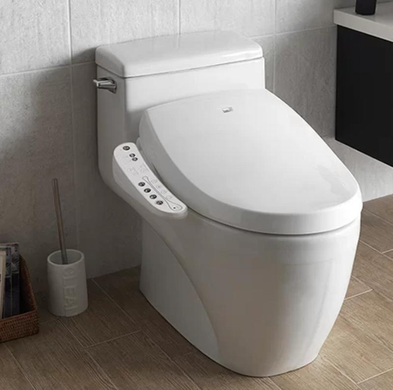 Fine Bio Bidet Aura A7 Special Edition Elongated Smart Bidet Theyellowbook Wood Chair Design Ideas Theyellowbookinfo