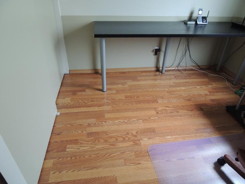 Golden Amber Oak Ii Laminate Flooring