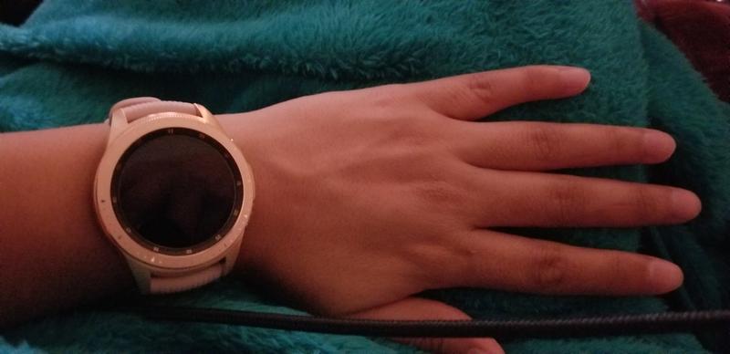 Silver Samsung Galaxy Watch 46mm Lte Samsung Us