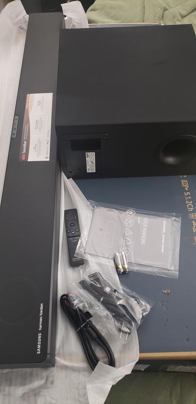 HW-N950 Samsung | Harman/Kardon Soundbar with Dolby Atmos