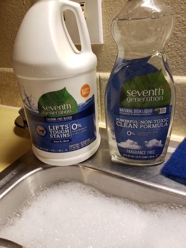 Chlorine Free Bleach | Seventh Generation