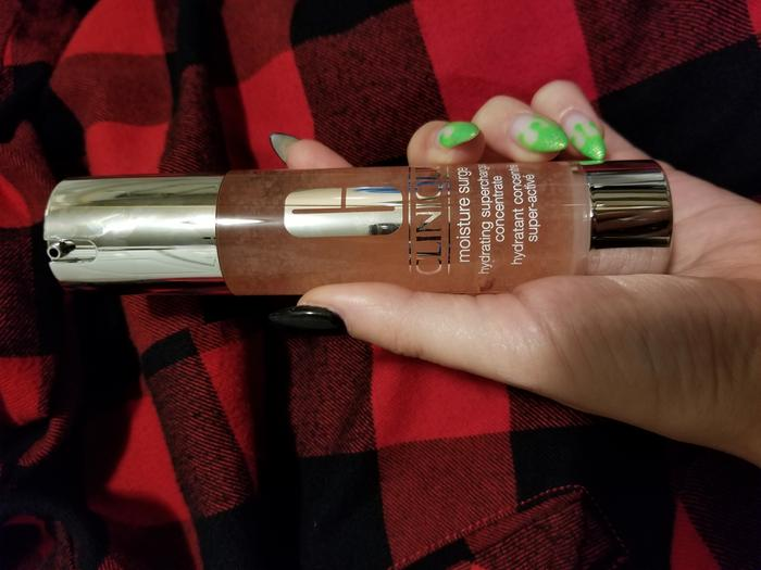 Moisture Surge Hydrating Supercharged Concentrate Clinique Sephora