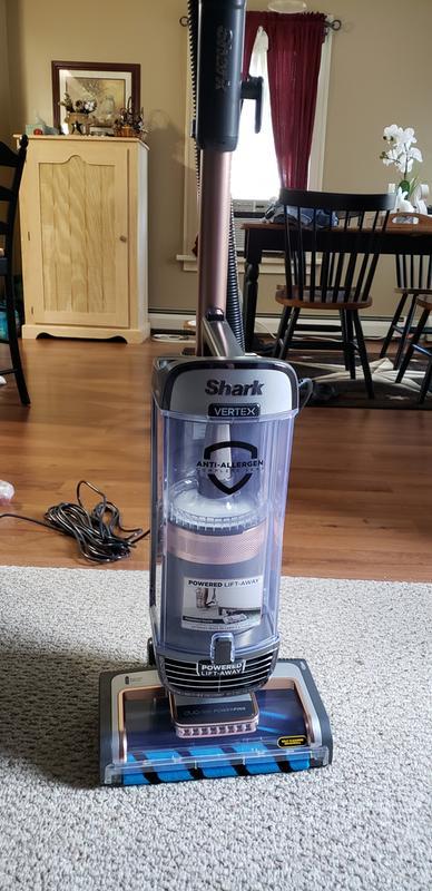 Shark Vertex Duoclean Fin