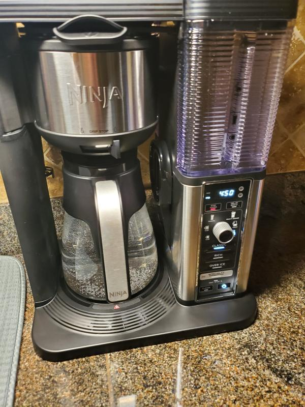 Ninja™ Specialty Coffee Maker with Glass Carafe