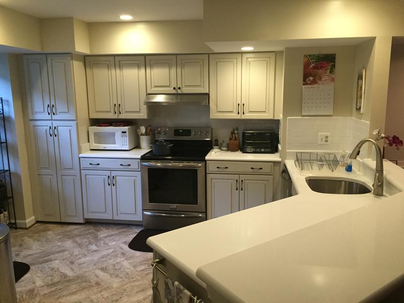 Honey Oak Light Kitchen Cabinets