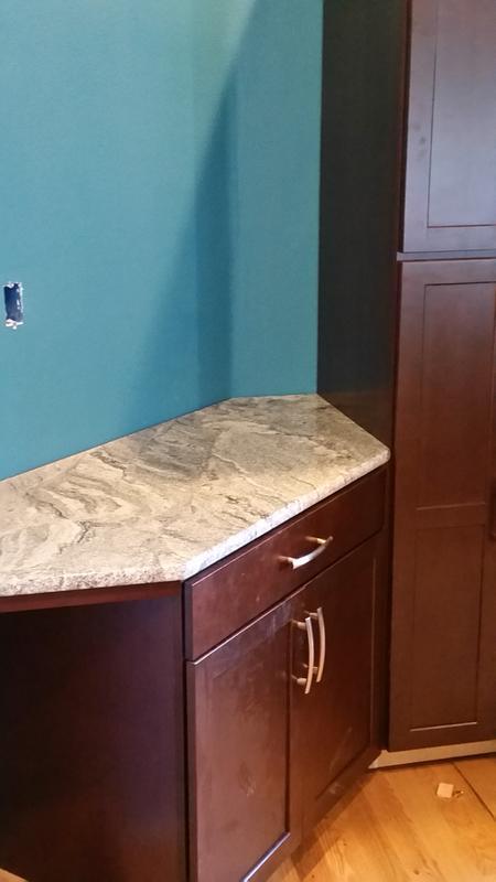 Craftsman Style Kitchen Cabinets | Breckenridge Collection