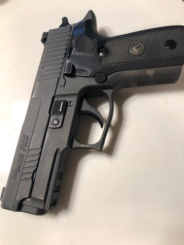 P229 Legion Compact
