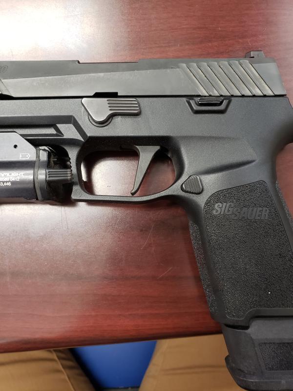 P320 Flat Trigger