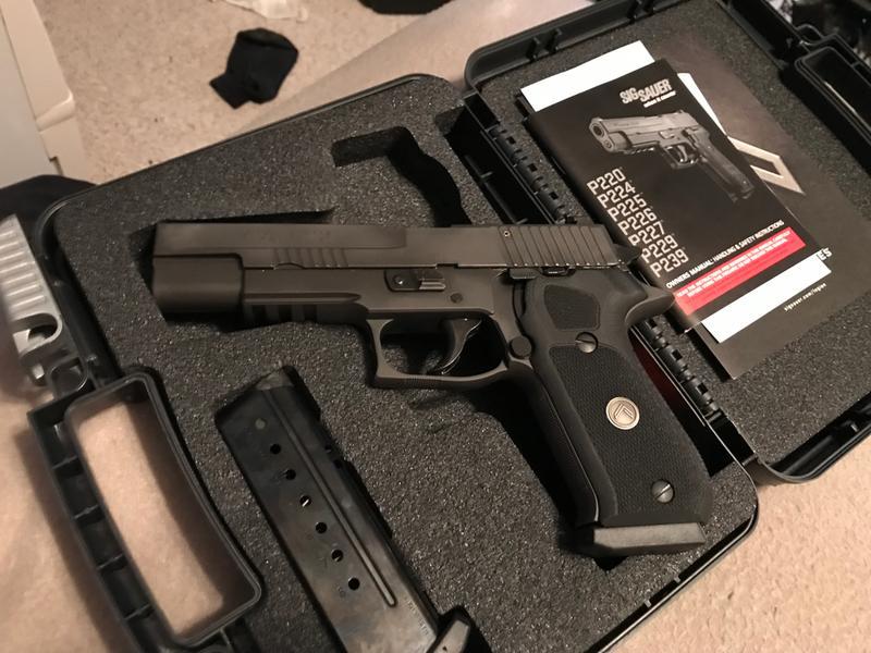 P220 Legion Full-Size