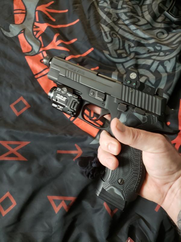 CALIBER X-CHANGE KIT, P226, 9mm, RX, BLK