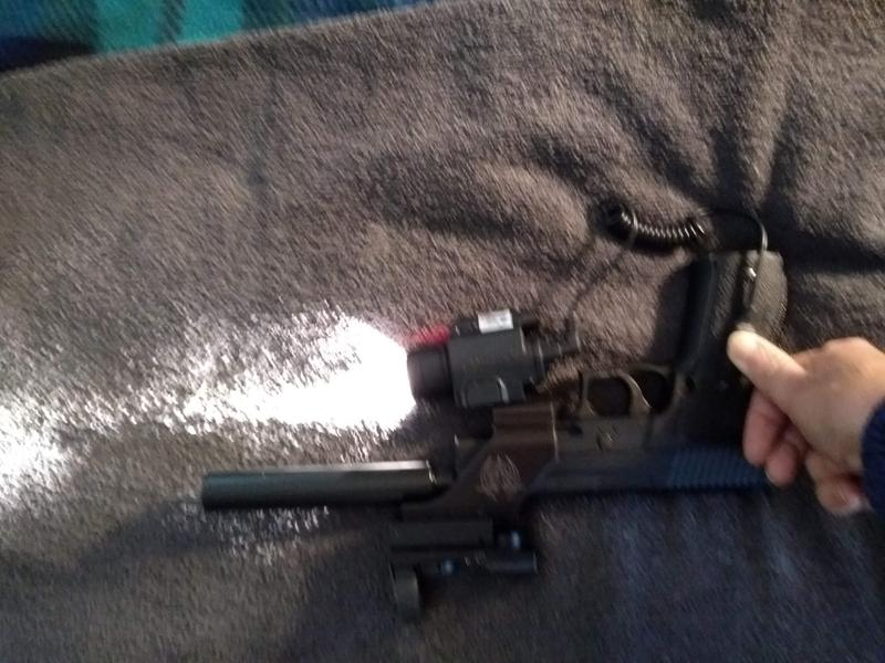P226 Air Pistol, BLK