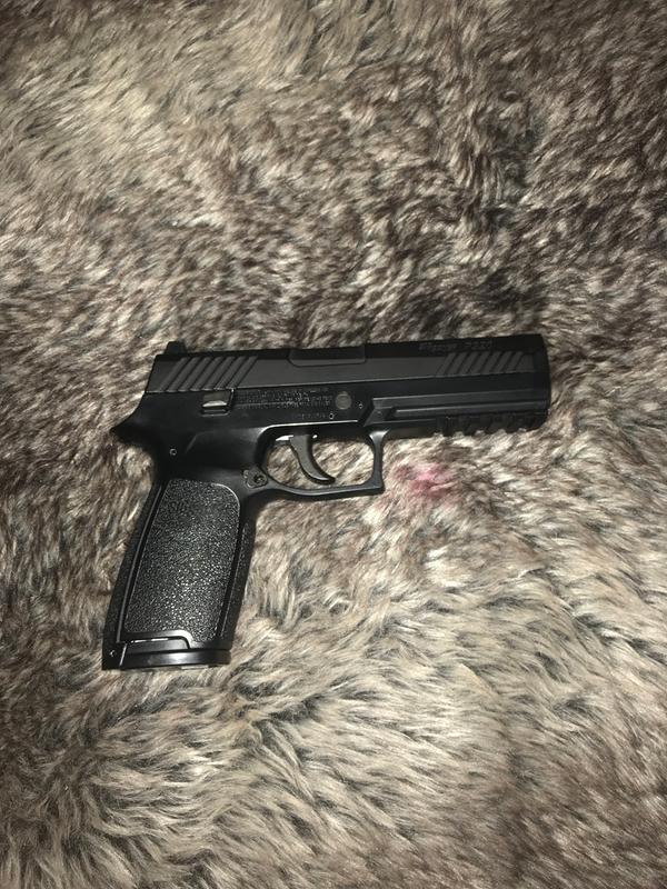 P320 Air Pistol