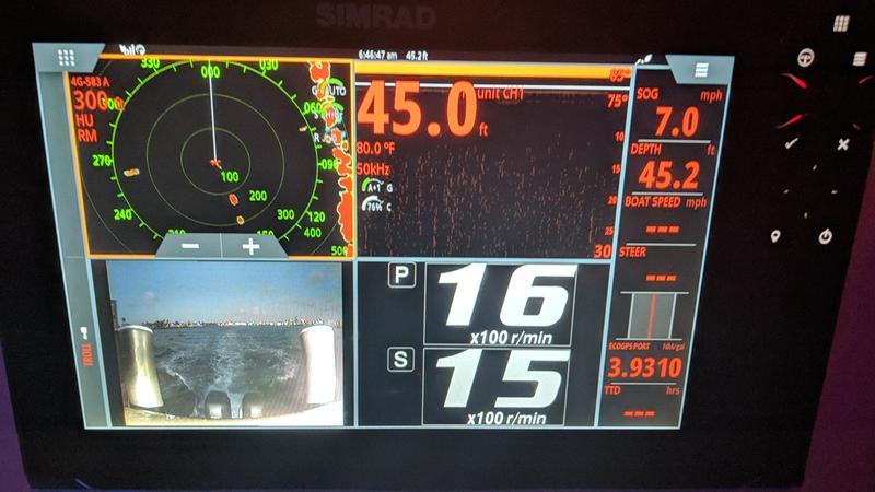 NSS12 evo3 with Insight charts & Broadband Radar   Simrad USA