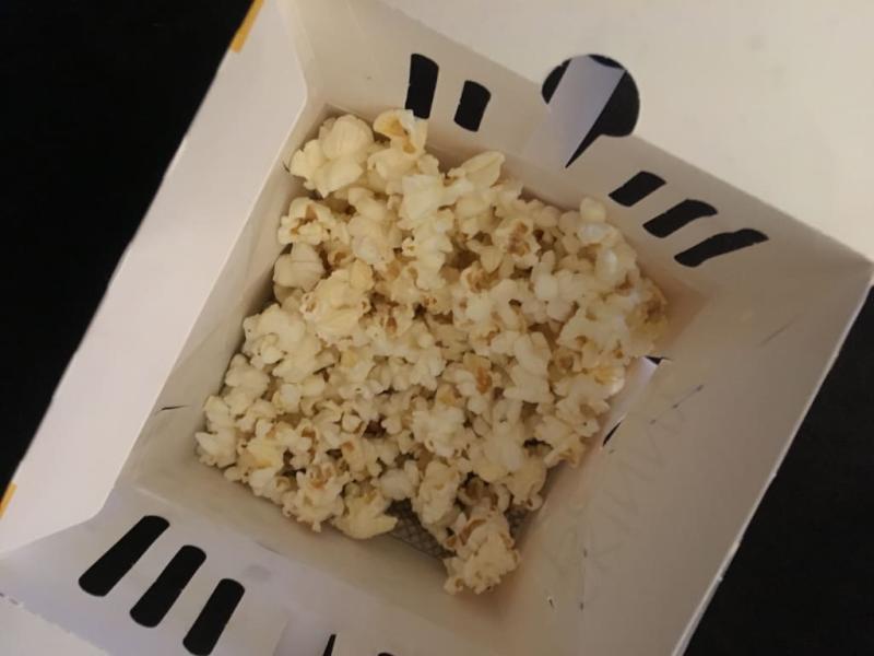 Butter (Microwave Popcorn)
