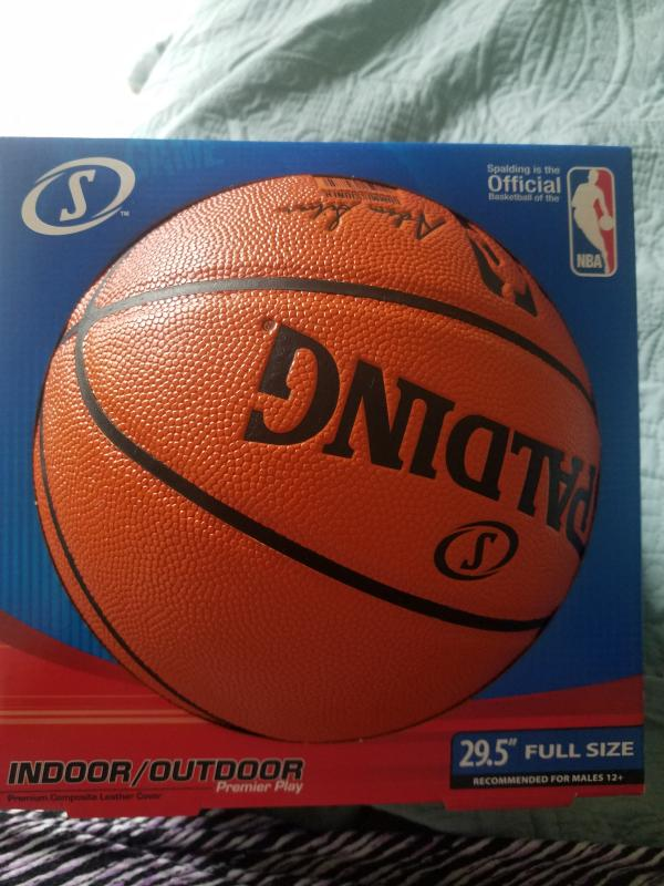 cca79d253c6 NBA Game Ball Replica Indoor-Outdoor Basketball
