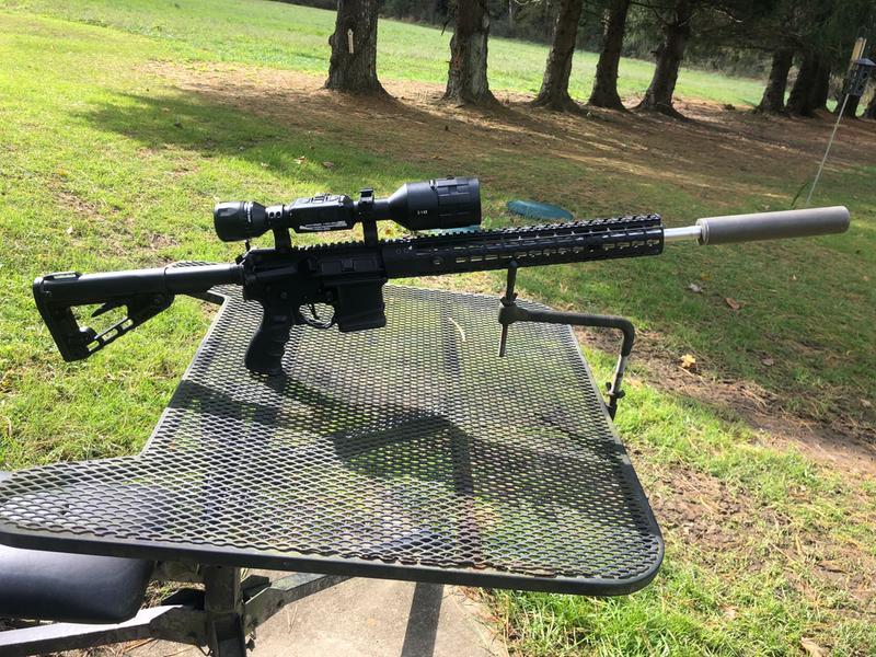 ATN X-Sight 4K Pro Series Smart HD Day/Night Rifle Scope