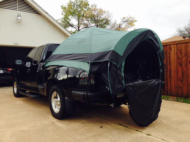 Guide Gear Full Size Truck Tent - 175421 Truck Tents at Sportsmanu0027s Guide : gmc sierra tent - memphite.com