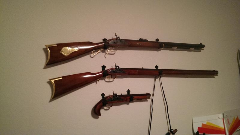 Traditions Build It Yourself  50 Caliber Kentucky Rifle Kit