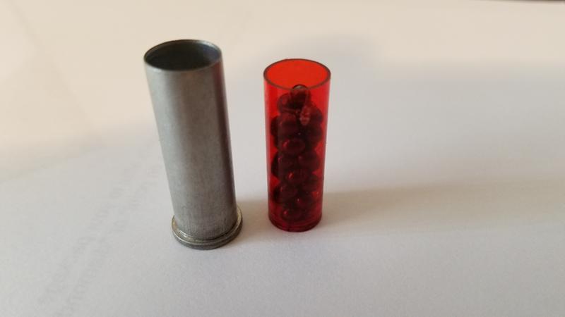 CCI Big 4 Shotshell,  357 Magnum /  38 Special, 81 Grain, #4 Shot, 10 Rounds