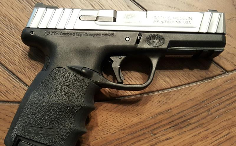 Smith & Wesson SD40 VE, Semi-Automatic,  40 S&W, 4