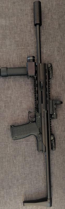 Kel-Tec CMR-30, Semi-Automatic,  22 Magnum, 16