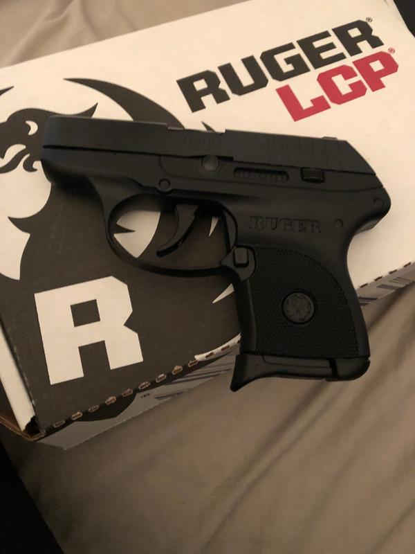 Ruger LCP, Semi-Automatic,  380 ACP, 2 75