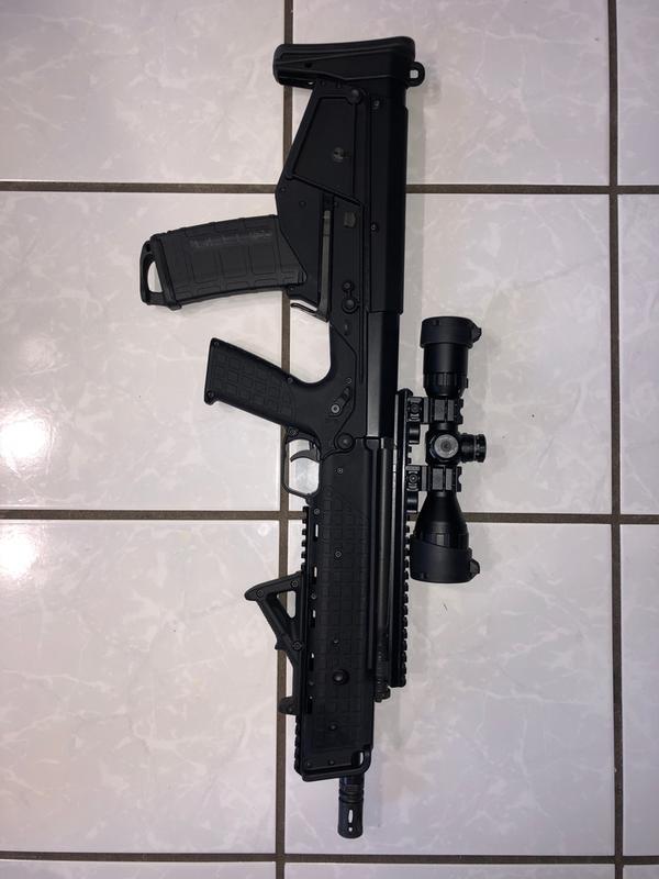 Kel-Tec RDB, Semi-Automatic, 5 56 NATO/ 223 Rem , 17 2