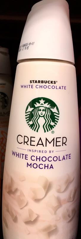Pick N Save Starbucks White Chocolate Mocha Liquid Coffee Creamer 28 Fl Oz