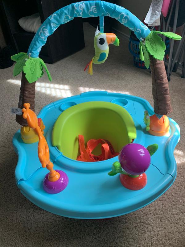 Summer Infant - Deluxe SuperSeat - Wild Safari | Boosters