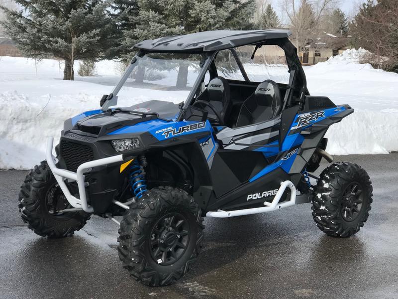Reviews: Polaris RZR XP Turbo EPS SxS | Polaris Canada