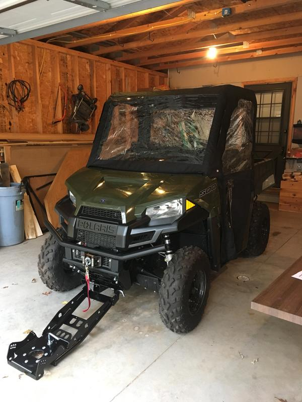 Reviews: 2019 Polaris RANGER 500 UTV | Polaris RANGER