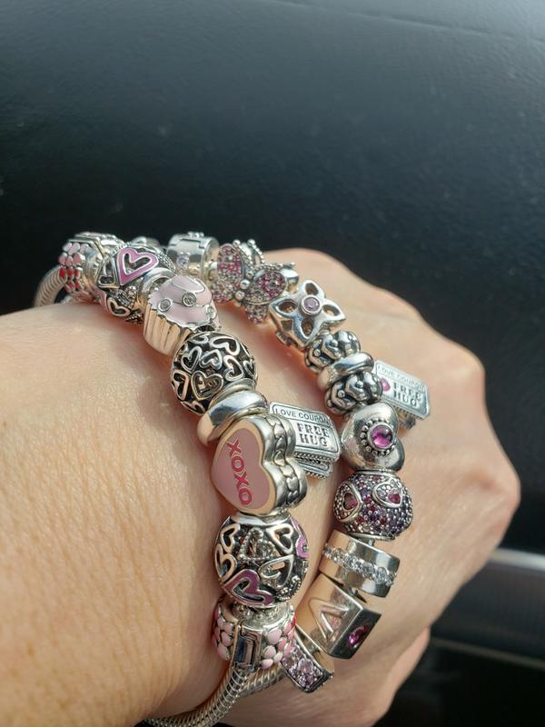 pandora bracelet cupcake charm
