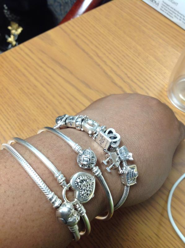 2368b9a166c5 I love ❤ all my charms and bracelet