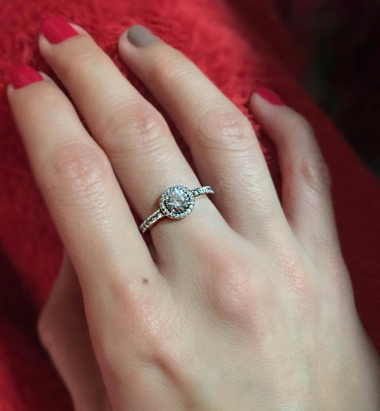c145ddf5c Classic Elegance Ring with Clear CZ