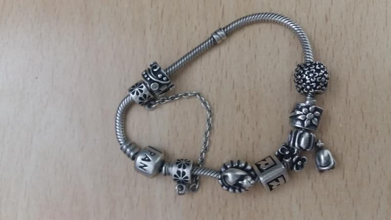 Authentic 925 Sterling Silver Bead Charm Fit Pandora Bracelet Bangle Your Heart Filigree Charm Gold Colour Diy Jewelry Factories And Mines Beads & Jewelry Making