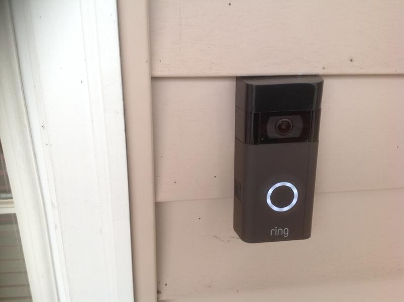 Ring Wireless Video Doorbell Camera 2 - Silver