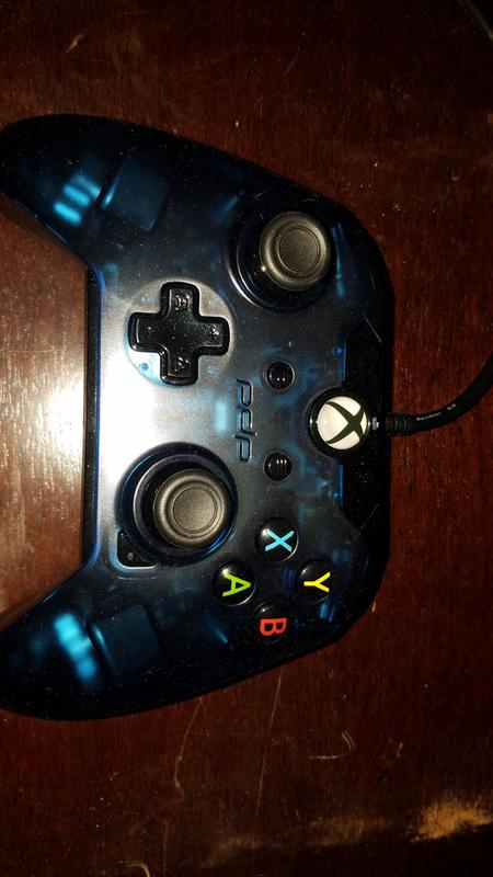 PDP DX Wired Controller (XB1 - Blue - NA)