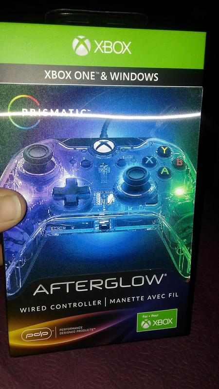 afterglow xbox one driver windows 7