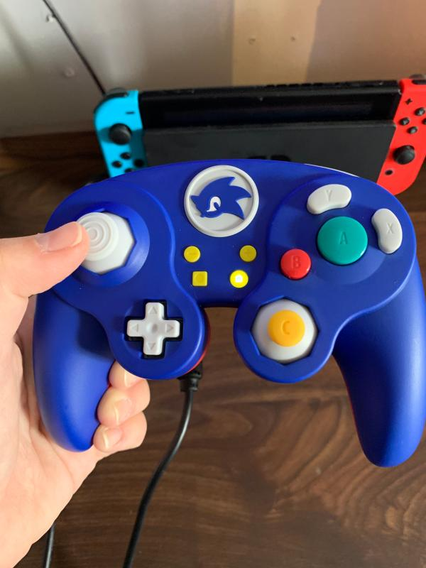 Wired Fight Pad Pro - Link for Nintendo Switch