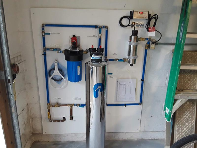 Whole House UV & Water Filter System | Pelican Water